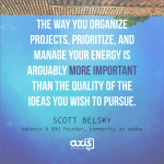 Axis Space Office Quotes Scott Belsky