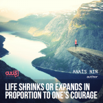 Quote of the Week: Motivational Monday with Anais Nin, Author