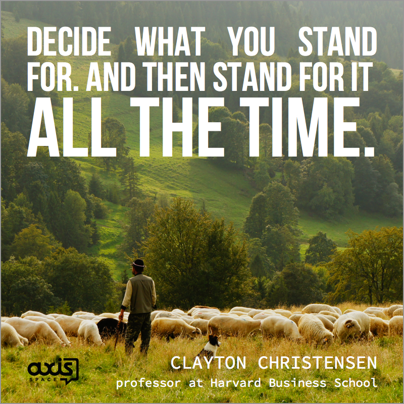 axis-space-office-quote-clayton-christensen