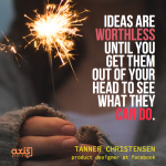 Quote of the Week: Motivational Monday with Tanner Christensen, product designer at facebook