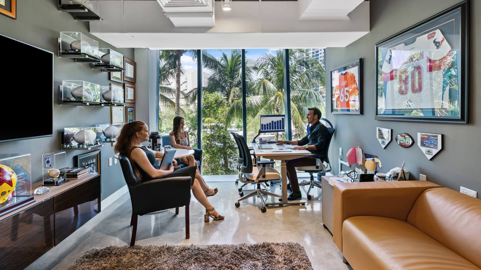 Coworking, shared office space in Fort Lauderdale