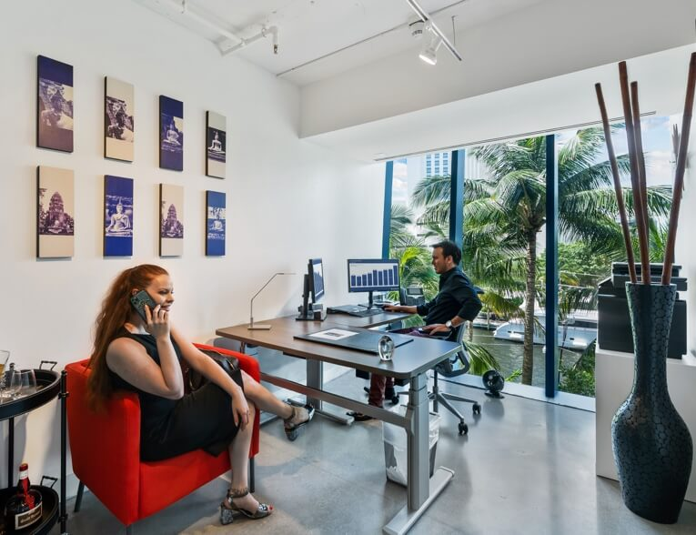 Big private office in Fort Lauderdale